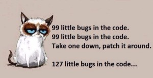 Grumpy-Cat-Patching-Bugs-Developer-Meme